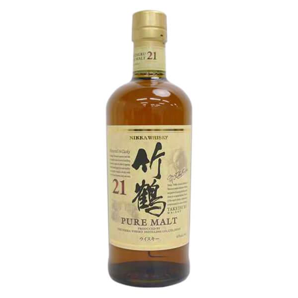 ニッカウイスキー 竹鶴 21年